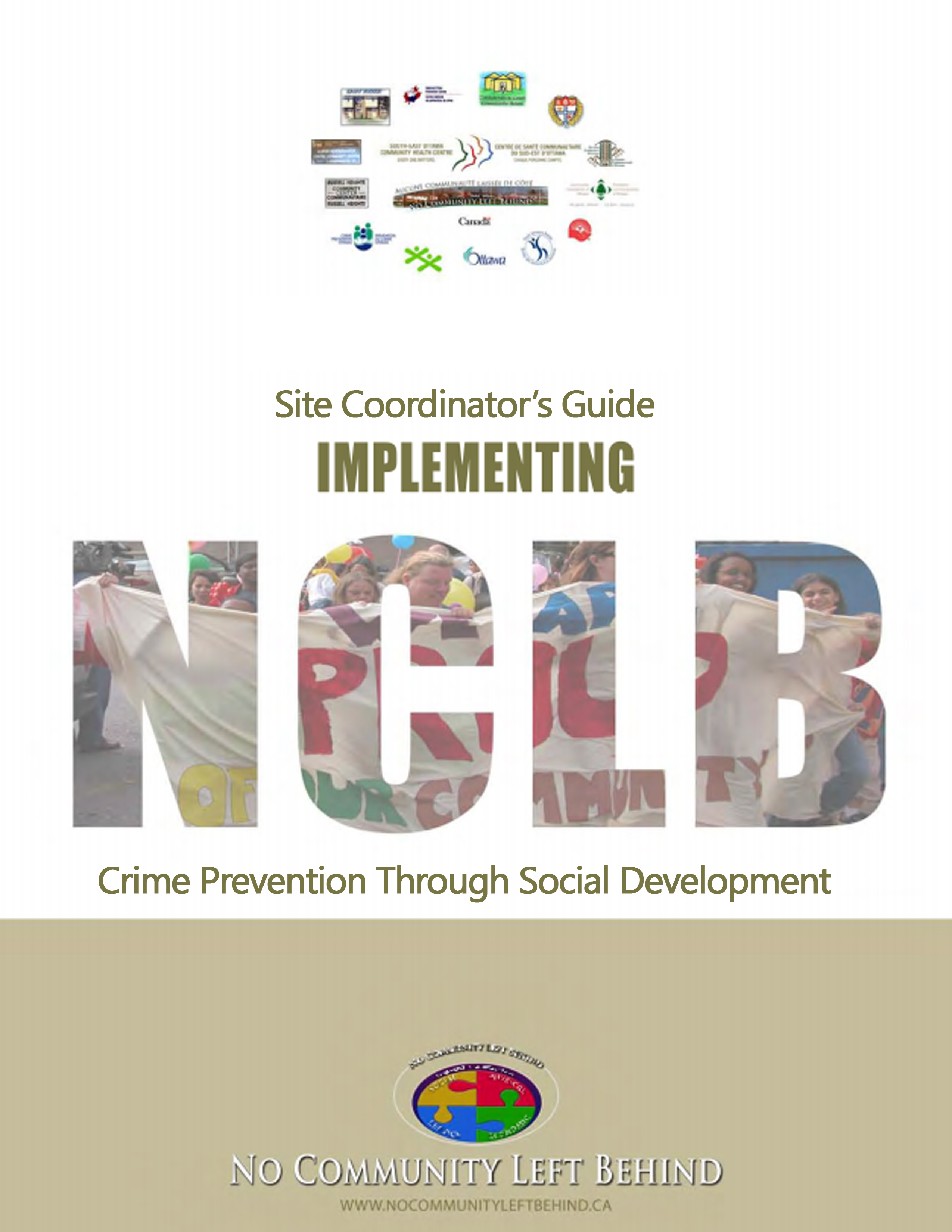 Place-based Crime Prevention Guide for Program Coordinator by Abid Ullah Jan